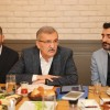 Murat Aydın, Beykoz Basınıyla Tanıştı!…