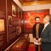 Murat Aydın'dan Beykoz'daki Mehmet Akif Ersoy Şiir Müzesi'ne anlamlı ziyaret