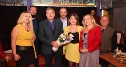 """Aydın: """"Kültür ve sanatta Beykoz'dan başlayarak dışarıya yayılacağız""""!.."""