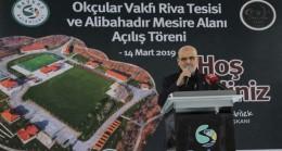 Alibahadır Mesiresi ve Okçuluk Merkezi Açıldı!..