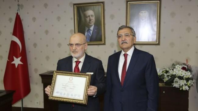 Başkan Murat Aydın Göreve Başladı!..