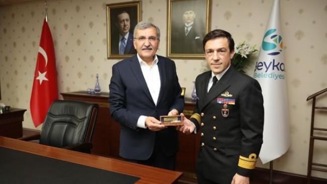 Başkan Murat Aydın'a Her Kesimden Tebrik Ziyareti