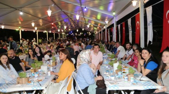 Beykoz Belediye Personeli İftar'da Buluştu!..