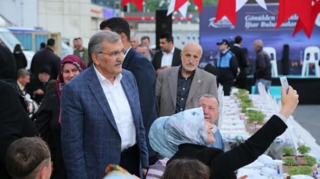 Beykoz'un Köylerinde Muhabbet Dolu İftar Sofraları!..