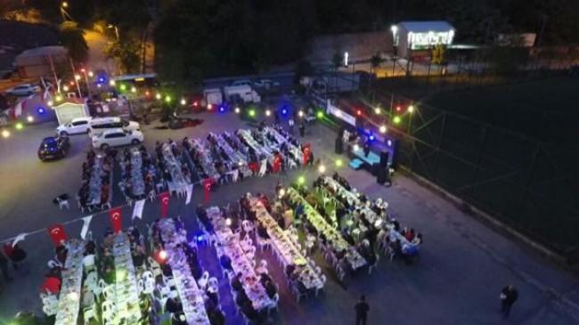 Beykoz'un Köylerinde İftar Buluşmaları!..