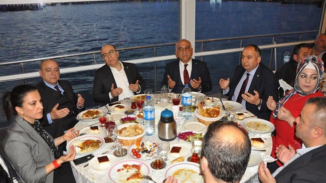 MHP Beykoz İftarı!..