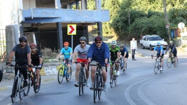 Beykoz'da Pazar Günleri Yollar Bisikletlilerin!..