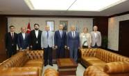 Vali Yerlikaya'dan Başkan Murat Aydın'a Hayırlı Olsun Ziyareti!..