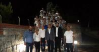 Başkan Murat Aydın'dan Şampiyon Çubukluspor'a Teşekkür!..