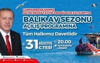 """CUMHURBAŞKANI ERDOĞAN POYRAZKÖY'DE """"VİRA BİSMİLLAH"""" DİYECEK!.."""