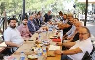 Başkan Murat Aydın Basın'la Buluştu..!