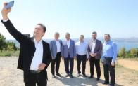 Anadolu Yakası Belediye Başkanları Beykoz'da Toplandı!..