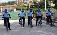 Beykoz Sahillerinde Bisikletli Zabıtalar İş Başında!..
