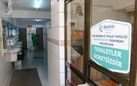 Beykoz'da Cami Tuvaletleri Işıl Işıl!..