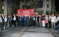 BEYKOZ'DAN BARIŞ PINARI'NA DUALAR YÜKSELDİ!..