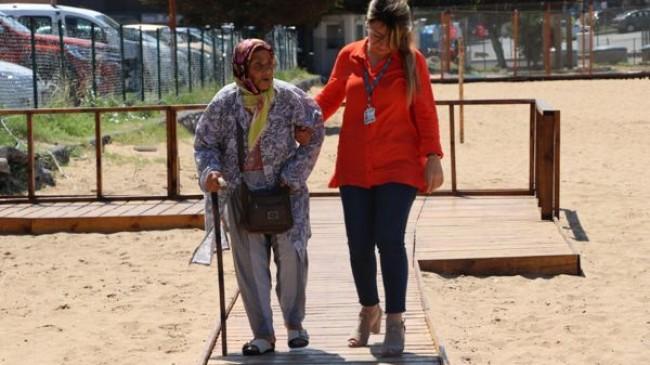 Beykoz'da Yaşlılar Kimsesiz Değil!..