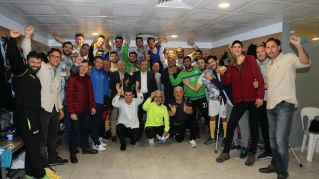 Avrupa Challenge Cup'ta Beykoz Sevinci!..