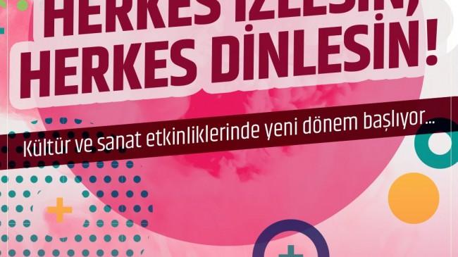 Beykoz Belediyesi Kültür Etkinliklerinde Biletli Dönem!..