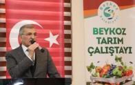 ARICILIKTAN TIBBİ VE AROMATİK BİTKİLERE BEYKOZ TARIM ÇALIŞTAYI BAŞLADI!..