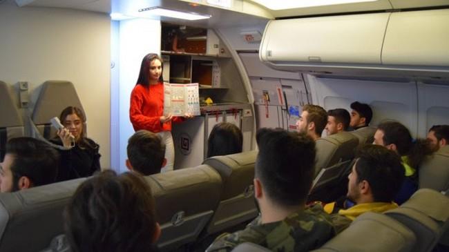 Sivil havacılık öğrencileri bu belge ile bir adım önde!..
