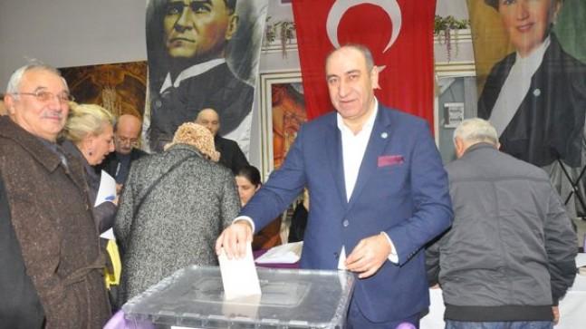 Akif Taşdemir Yeniden Başkan!..