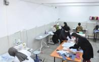 Halk Eğitimden Maske Üretimi!..