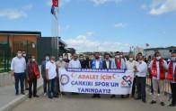Beykoz Çankırılılar Derneğinden Çankırıspor'a Destek!..