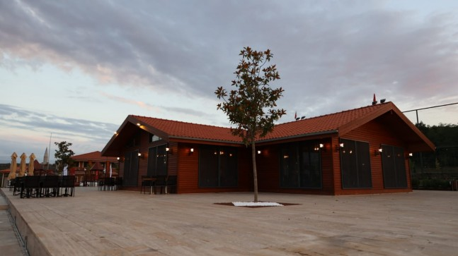 Kemankeş Restoran'da Doğa ve Huzurla Buluşun!..