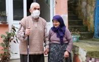 Beykoz'daki Görme Engellilere Beyaz Baston Sevinci!..