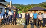 Beykoz'dan Srebrenitsa Anneleri'ne Kardeşlik Evi!..