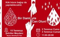 """Kızılay Beykoz Şubesi: """"Bir Damla İle Can Olsun"""" !…"""