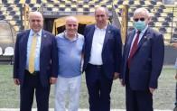 İYİ Partili vekillerden Beykoz Spor Kulübüne ziyaret!…