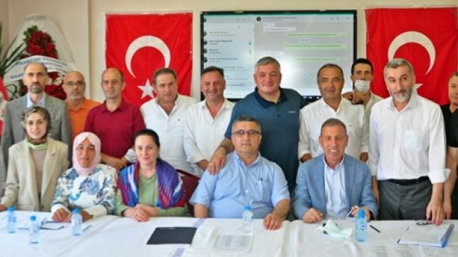 Beykoz Trabzonlular Derneği Yeni Başkanı: Erdal Uzuner!…