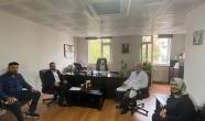 Dilmaç'tan Beykoz Devlet Hastanesi'ne ziyaret