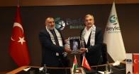Beykoz'a Filistin'den Kardeş Geldi!…