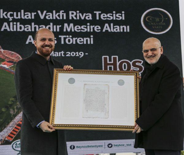 Alibahadır Mesire Alanı ve Okçuluk Merkezi açılışı- 2019 (12)