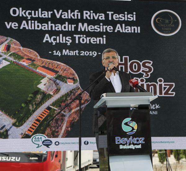Alibahadır Mesire Alanı ve Okçuluk Merkezi açılışı- 2019 (6)