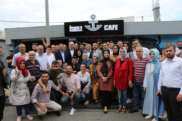 Numan Kurtulmuş Beykoz Ziyaret-2019 (7)