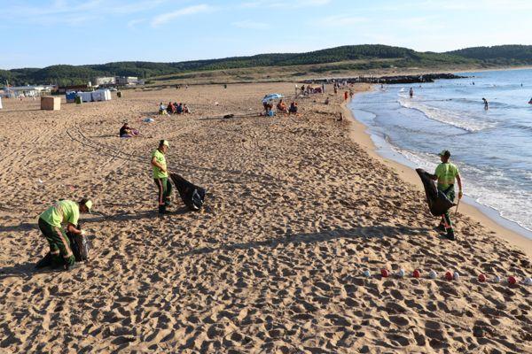 Riva Plaj Temizliği Haberi-2019-Anafotoğraf(4)