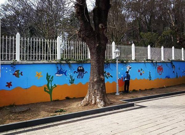 Beykoz'un Okulları Rengarenk-2019 (12)