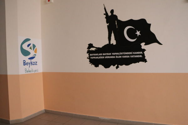 Beykoz'un Okulları Rengarenk-2019 (9)