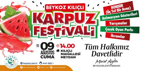 Karpuz Festivali-Basın Daveti