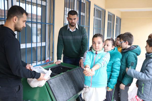 Beykozlu Çocuklar Geri Dönüşüm Uzmanı Oluyor-2