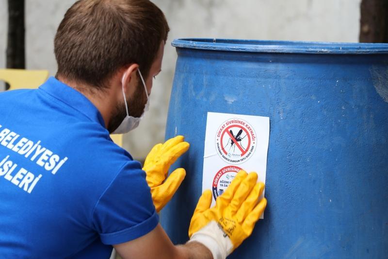 Sivrisinek İlaçlama Çalışmaları (3)