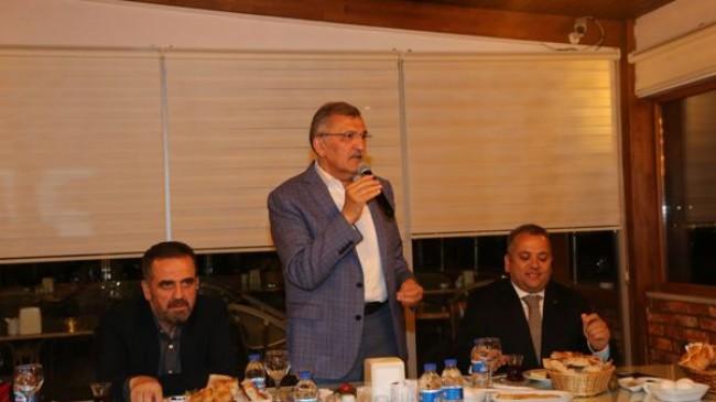 Başkan Murat Aydın Spor Kulüplerini Sahurda Ağırladı!..