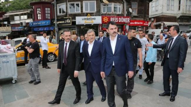 Bakan Kurum'dan Tokatköy ve Çavuşbaşı Müjdesi!..