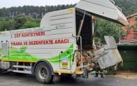 Beykoz'un Temiz Çöp Konteynerleri!..