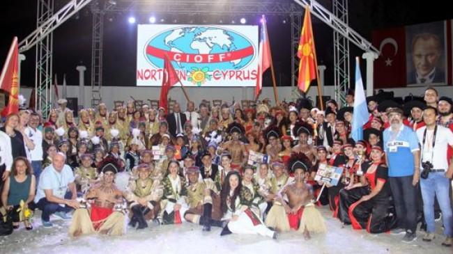 Kardeş Şehrimiz İskele'ye Festival Ziyareti