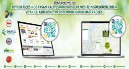 Beykoz Belediyesine Uluslararası Çevre Ödülü!..