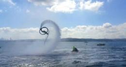 Beykoz Sahili Su Sporları Festivaliyle Canlandı!..